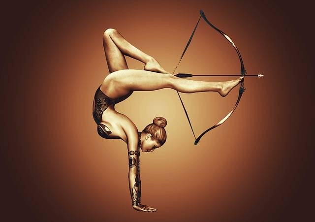 Girl Sport Bow · Free image on Pixabay (67245)