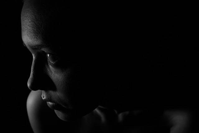Dark Face Girl · Free photo on Pixabay (68179)