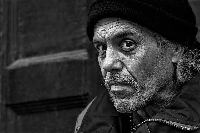 Homeless Man Poverty · Free photo on Pixabay (68180)