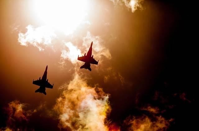 Jet Fighter Raaf Hornets · Free photo on Pixabay (68598)
