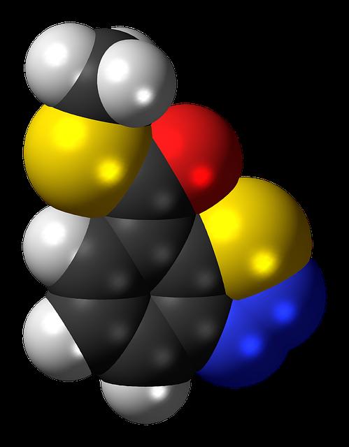 Acibenzolar Fungicide Molecule · Free image on Pixabay (68841)