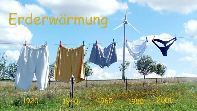 Global Warming Clothes Line · Free photo on Pixabay (68905)
