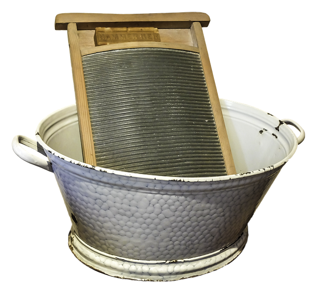Washboard Wash Tub · Free photo on Pixabay (68919)