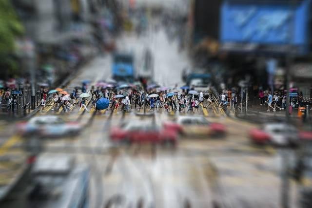 Crowd Hong Kong Human Big · Free photo on Pixabay (68923)