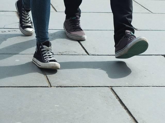 Walking Feet Shoes · Free photo on Pixabay (68934)