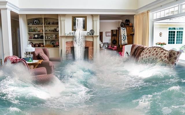 Flooding Surreal Living Room · Free photo on Pixabay (69406)