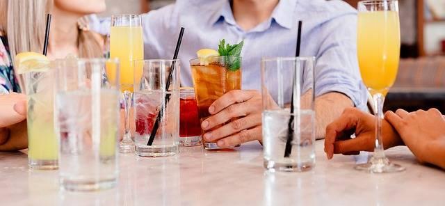 Cocktails Socializing People · Free photo on Pixabay (69556)