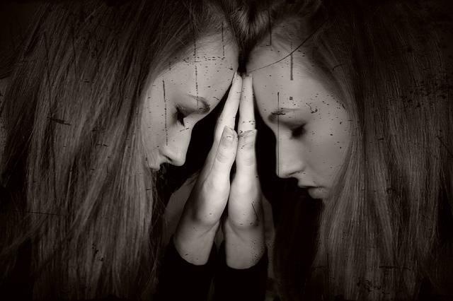 Girl Feelings Solitude · Free photo on Pixabay (69652)