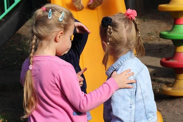 Children Girls Conversation · Free photo on Pixabay (70868)