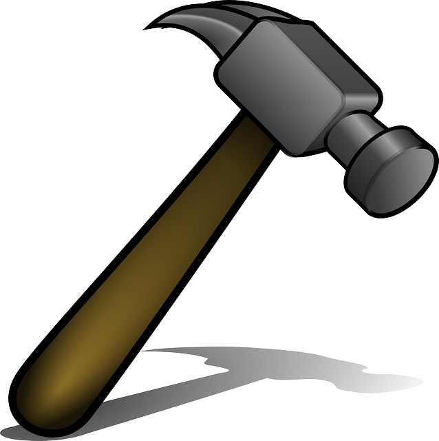 Hammer Tool Metal · Free vector graphic on Pixabay (74977)