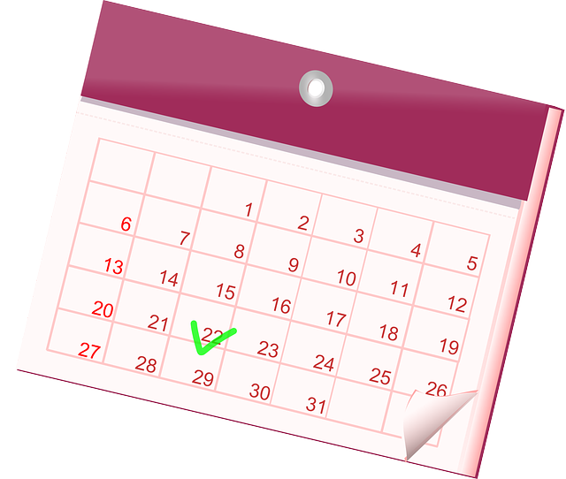 Calendar Month Year · Free vector graphic on Pixabay (75832)