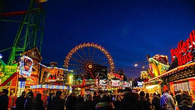 Fun Fair Amusement Park Hamburger · Free photo on Pixabay (76631)