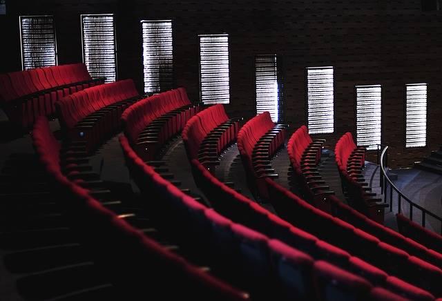 Arm Rest Auditorium Background · Free photo on Pixabay (76649)