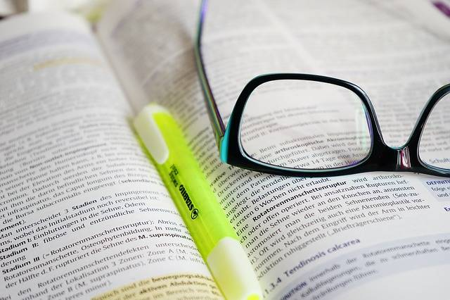 Glasses Read Learn - Free photo on Pixabay (76935)