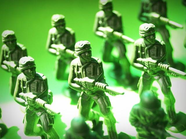 Toy Soldier Plastic - Free photo on Pixabay (77390)