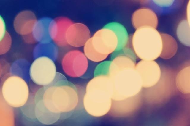 Bokeh Lights Blurry - Free photo on Pixabay (81115)