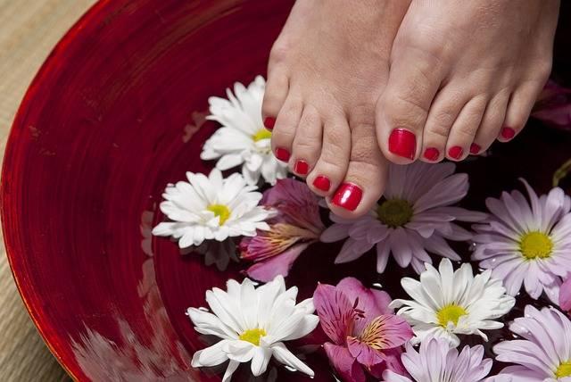 Foot Pedicure Spa - Free photo on Pixabay (83407)