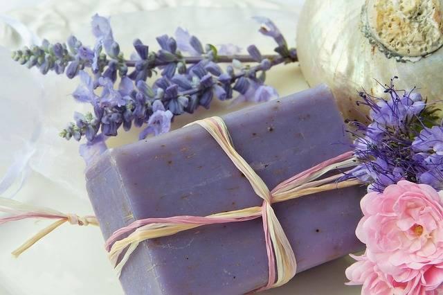 Soap Purple Lavender - Free photo on Pixabay (84373)