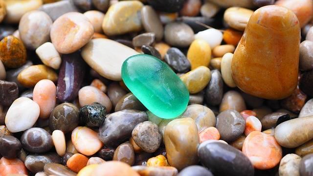 Pebbles Stones Colorful Roundish - Free photo on Pixabay (85038)