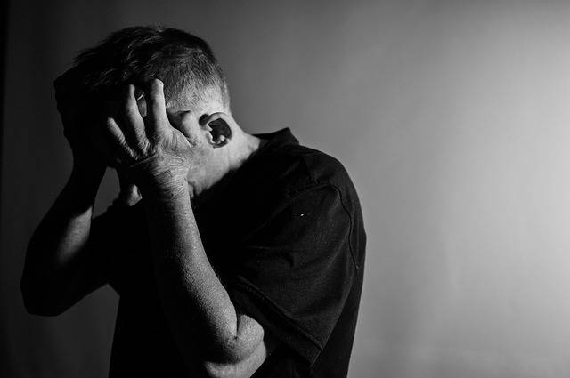 Depression Man Anger - Free photo on Pixabay (85684)