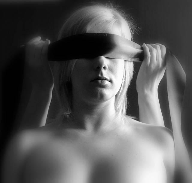 Woman Blind Light - Free photo on Pixabay (87917)