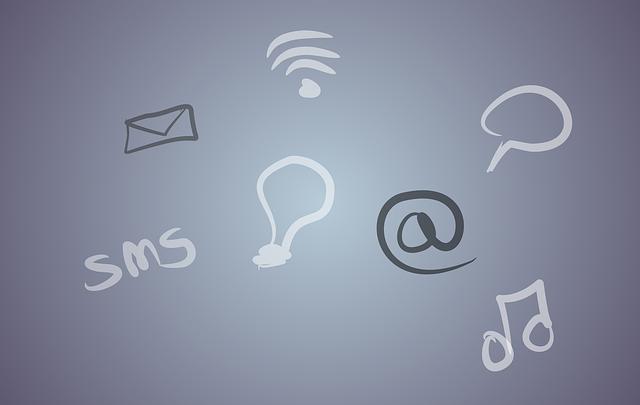 Social Media Message Wifi - Free image on Pixabay (93749)