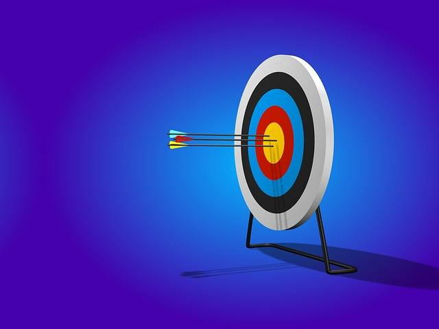 Arrow Target Range - Free image on Pixabay (94686)