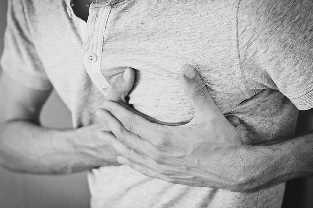 Heartache Chest Pain Hurt - Free photo on Pixabay (94690)