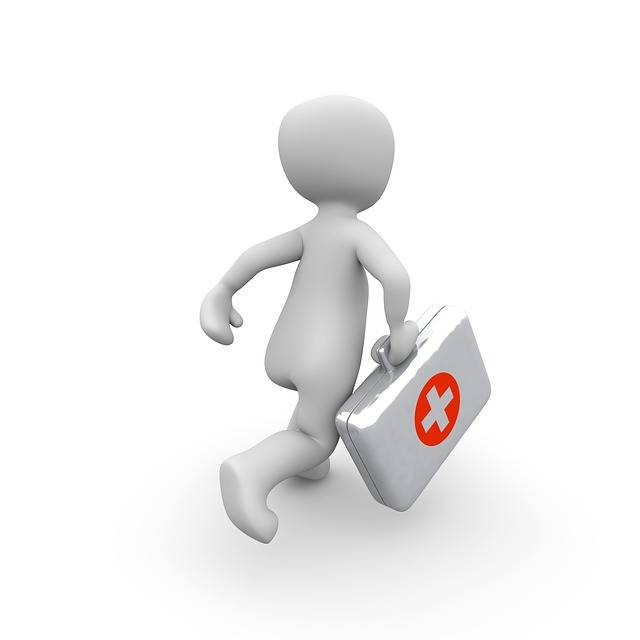 Doctor First Aid Profession - Free image on Pixabay (94697)