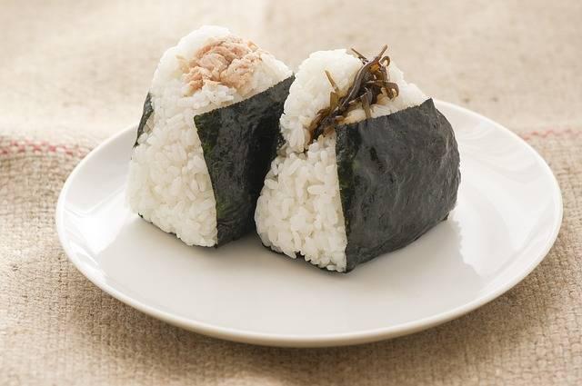 Rice Ball Food Diet - Free photo on Pixabay (94718)