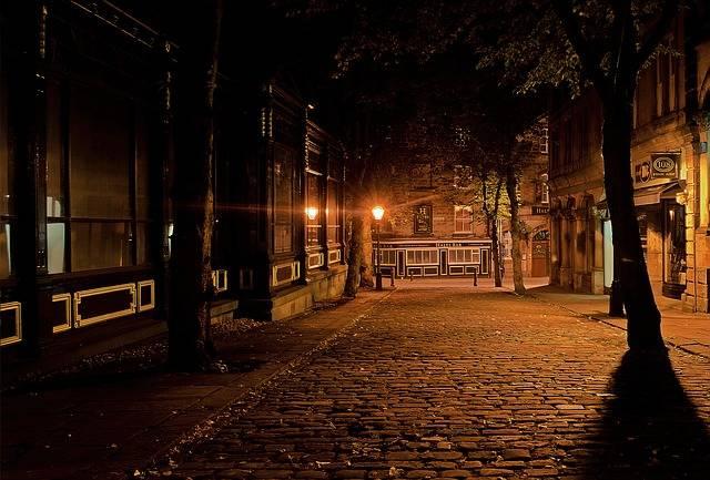 City Night Dark - Free photo on Pixabay (97103)