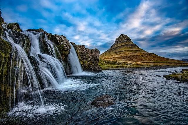 Iceland Mountains Kirkjufell - Free photo on Pixabay (98310)