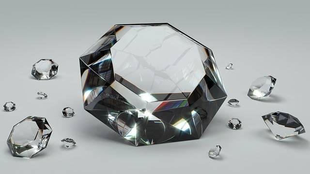 Diamond Brilliant Gem - Free image on Pixabay (99247)