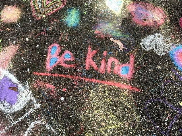 Kindness Chalk Handwritten - Free photo on Pixabay (101148)