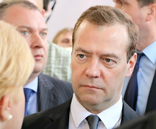 Dmitry Medvedev Prime Minister - Free photo on Pixabay (101847)