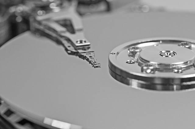 Hard Drive Detail Read Head Inner - Free photo on Pixabay (103022)