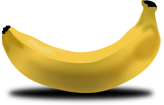 Banana Fruit Food - Free vector graphic on Pixabay (103983)