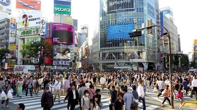 Japan Tokyo Shibuya - Free photo on Pixabay (104467)