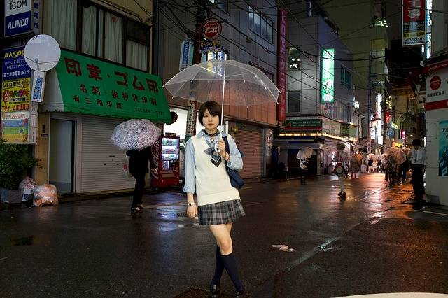 Tokyo Woman Girl - Free photo on Pixabay (104471)