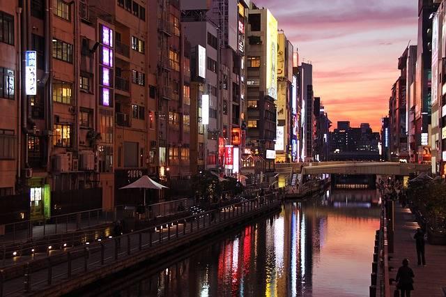 Evening Sunset Building - Free photo on Pixabay (104493)