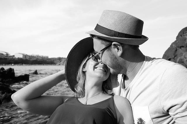 Love Couple Romantic Young - Free photo on Pixabay (104624)