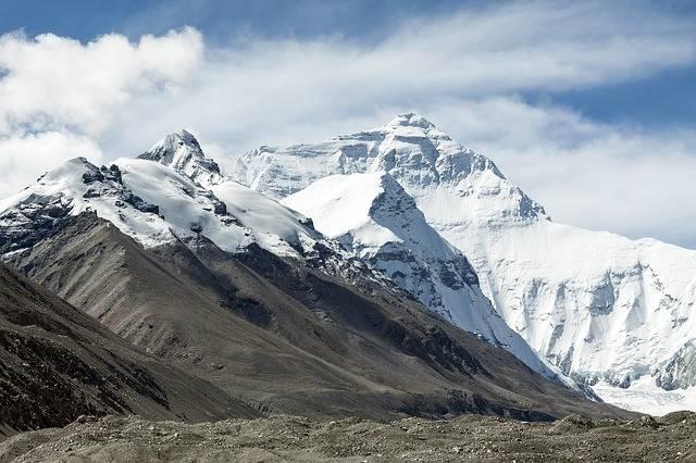 Tibet China Mountains - Free photo on Pixabay (110605)
