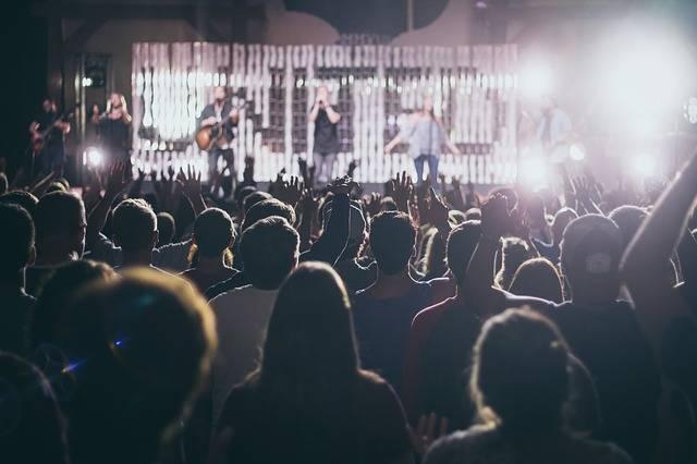 Audience Band Club - Free photo on Pixabay (111044)