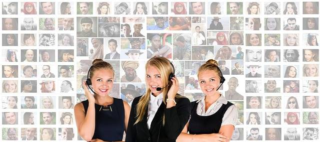 Call Center Headset Woman - Free photo on Pixabay (112284)