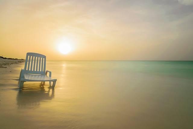 Sunset Sun Beach - Free photo on Pixabay (112302)