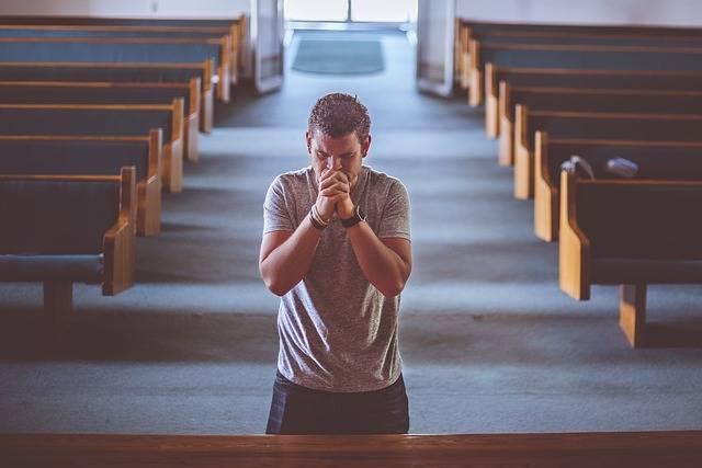 Praying God Christianity - Free photo on Pixabay (113017)