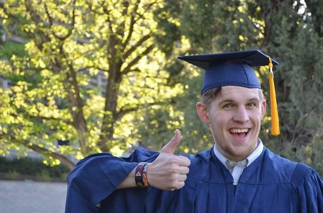 Graduation Man Cap - Free photo on Pixabay (113028)