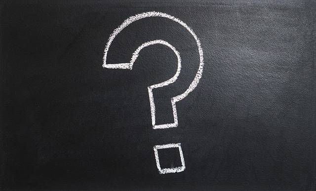 Question Mark Hand Drawn Solution - Free photo on Pixabay (113487)