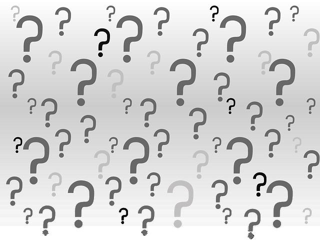 Question Mark Background - Free image on Pixabay (114697)