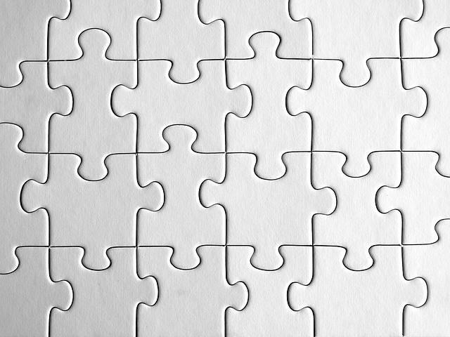Puzzle Demarcation Exact Fit - Free photo on Pixabay (116644)